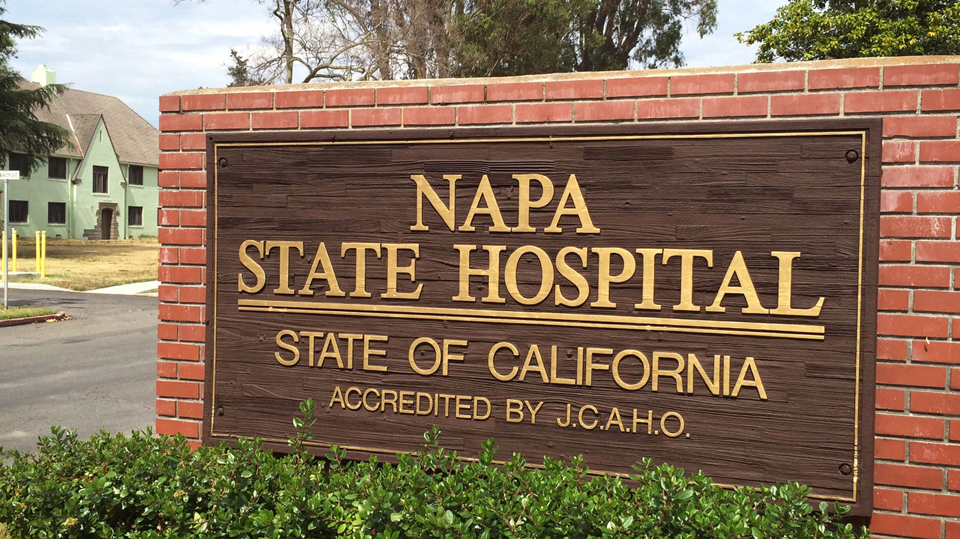 state-hospital-sign